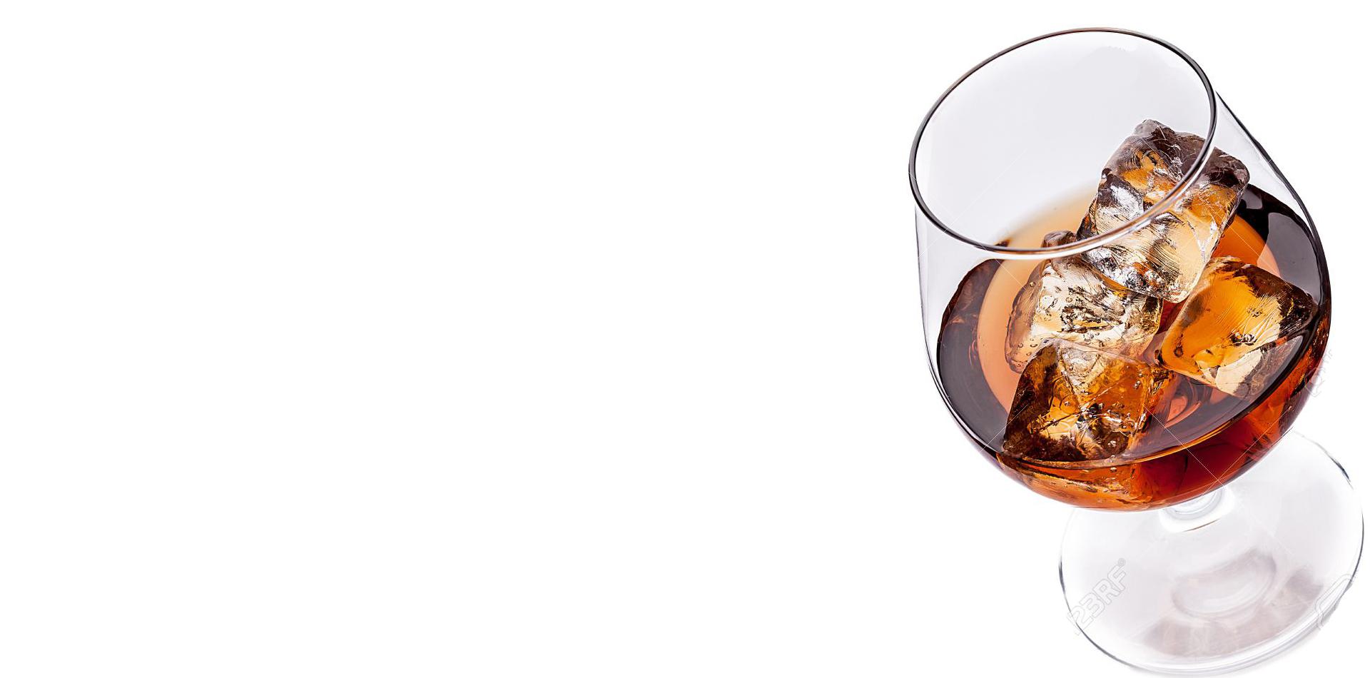 Виски и лед