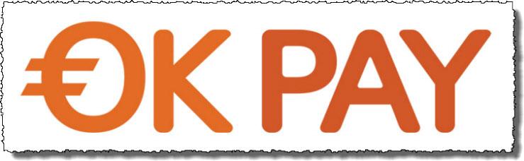 Логотип OKPAY