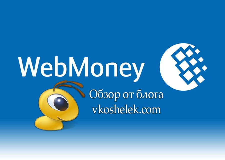 Обзор WebMoney кошелька