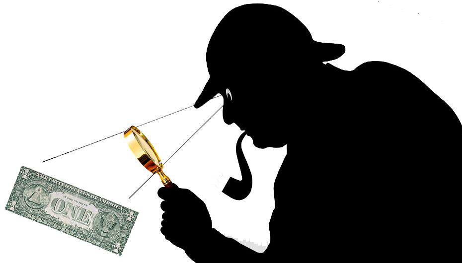 Шерлок в поиске валюты