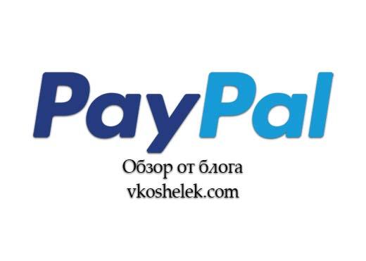Превью к обзору Paypal