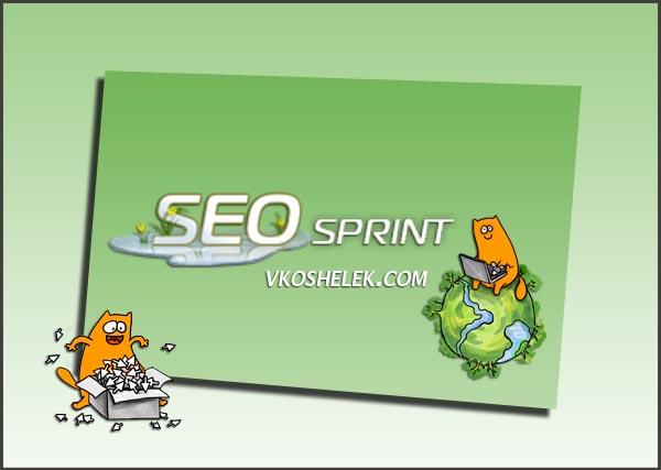Превью к публикации о заработке на SEO sprint