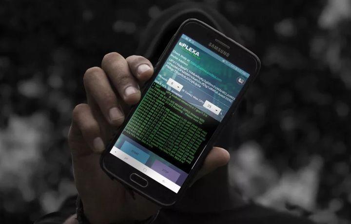 Майнинг на платформе Андроид