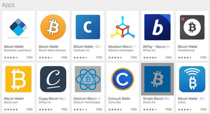 Приложения для заработка BTC на iOS