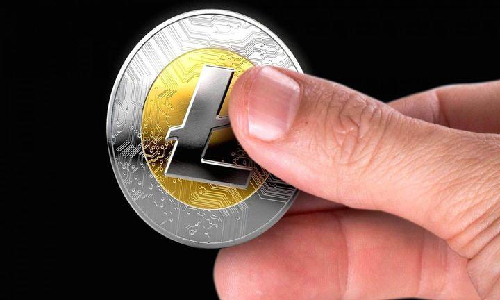 Монета Litecoin