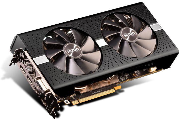 Видеокарта Radeon RX590