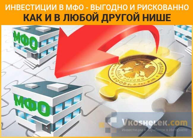 Инфографика мфо